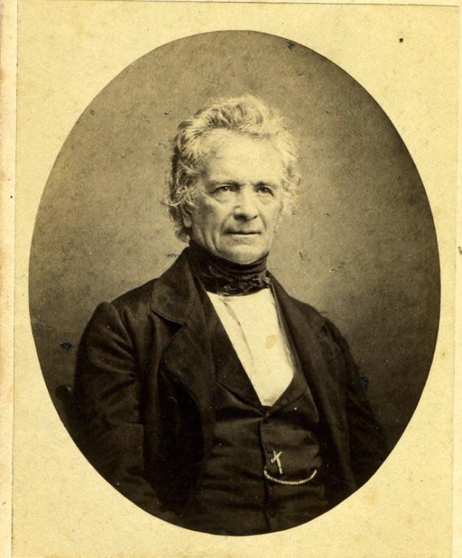 Charles Monnard (1790-1865), fondateur