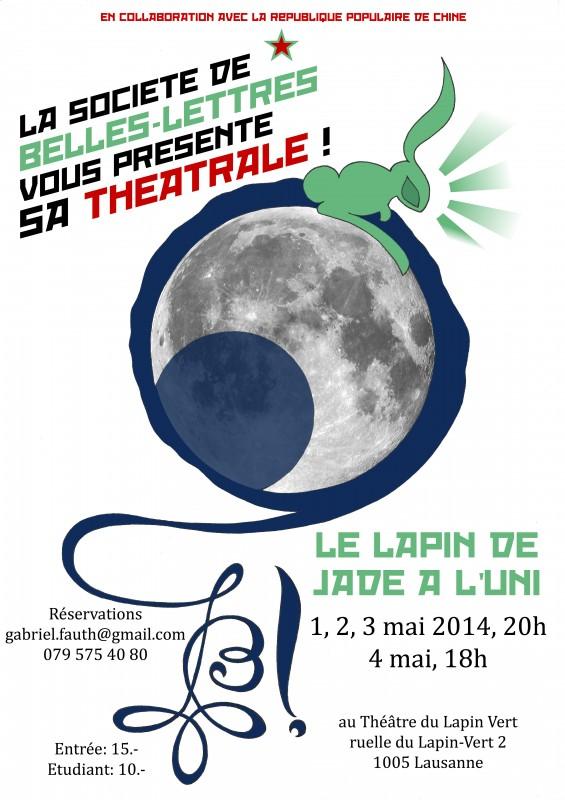Affiche Théâtrale 2014 v1