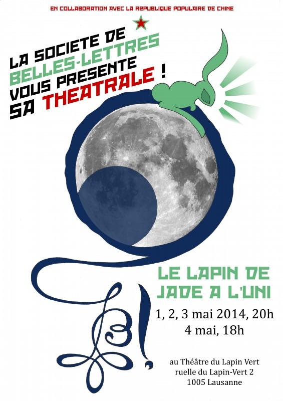 Affiche Théâtrale 2014 v2