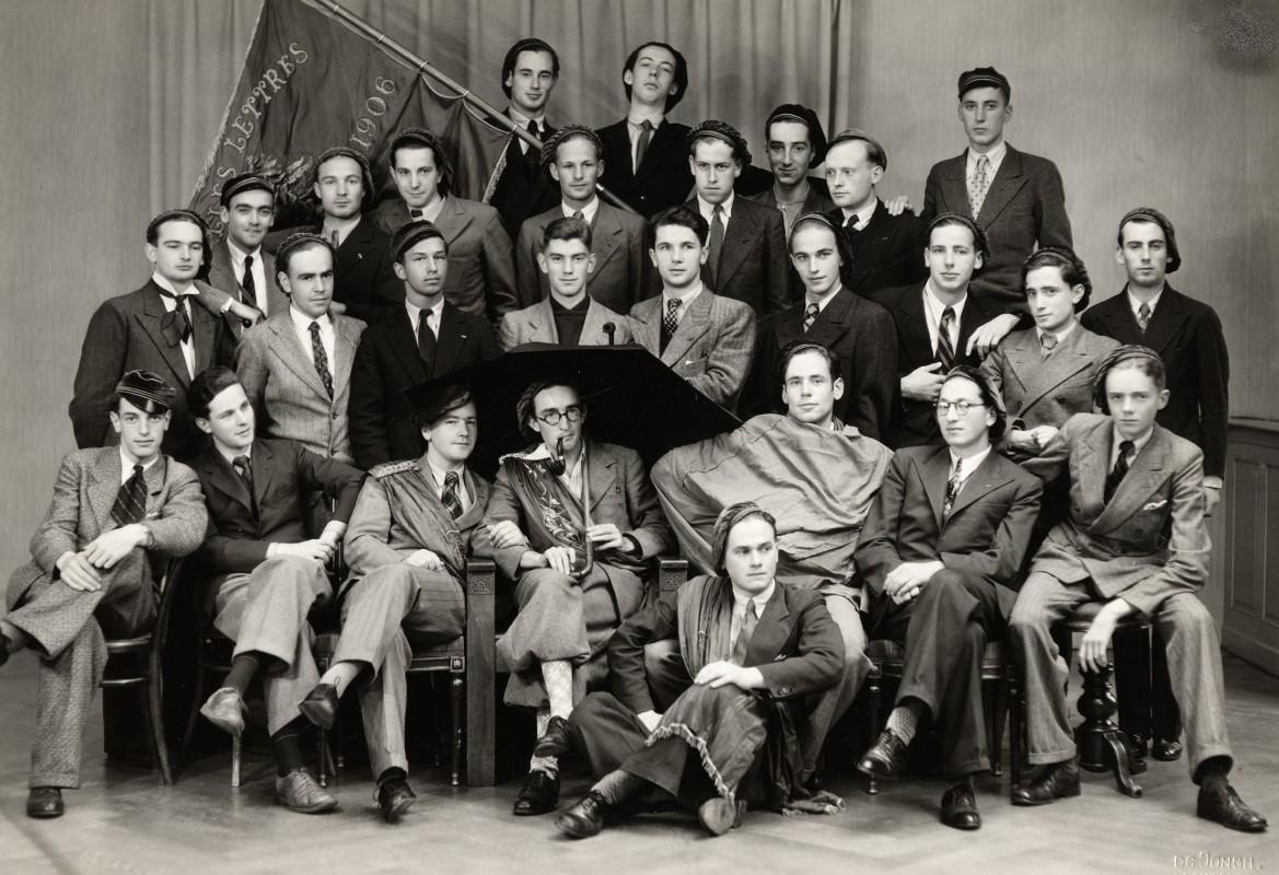 Groupe, 3 juin 1934